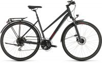Cube Touring ONE RH46 Trapez  2020 iridium'n'red