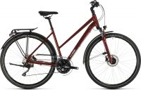 Cube Touring EXC  RH54 Trapez  2020 red'n'grey