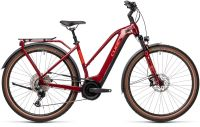 Cube Touring Hybrid EXC 625 Trapez 46 2021 red'n'grey