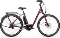 Cube Town Hybrid Pro 500 RT EasyEntry 50  2021 red'n'red