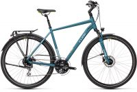 Cube Touring ONE 58 cm 2021 blue'n'greyblue