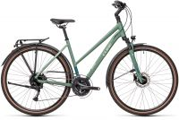 Cube Touring EXC Trapez 54 cm 2021 green'n'blue