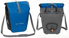 Vaude Aqua Back blue 48l Gepäcktaschen Doppelpack
